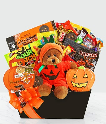 Halloween Delight Gift Basket
