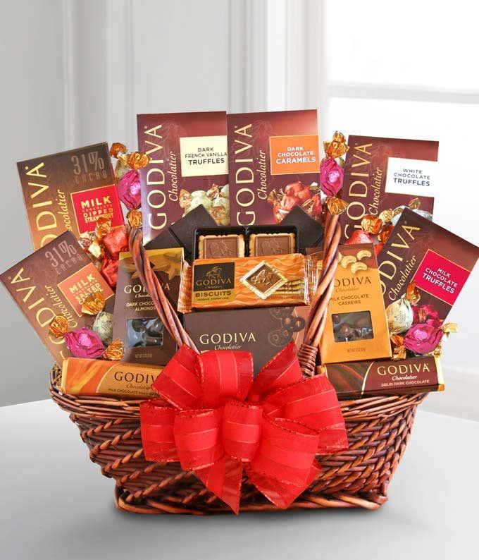 Godiva® Supreme Basket
