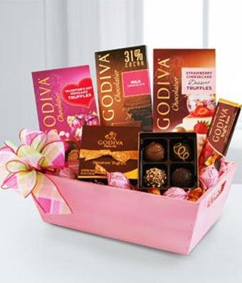 Godiva Chocolate Crush Valentine at From You Flowers