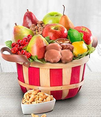 Fall for Fruit Basket