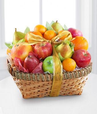 Gourmet Goodness Fruit Basket