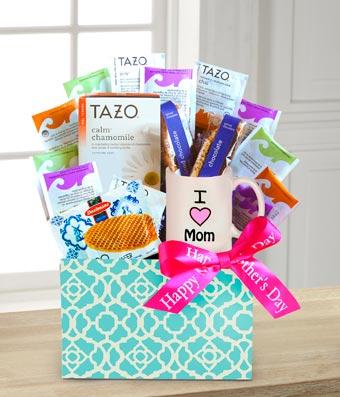 World's Best Mom Tea Time