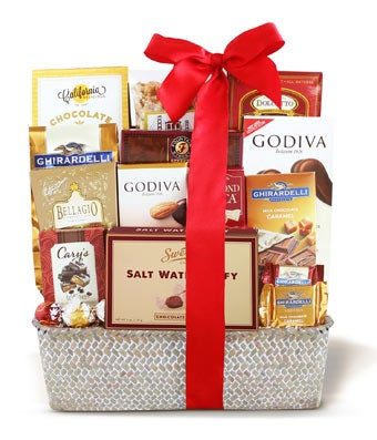 sc 1 st  FromYouFlowers & The Best Chocolate Indulgence Basket at From You Flowers