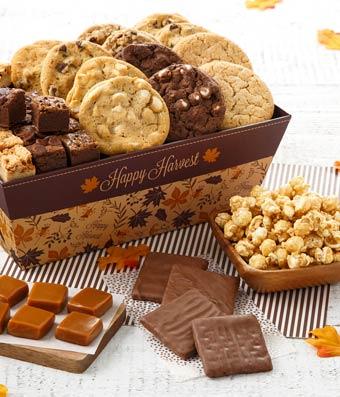 Hearty Harvest Gift Basket