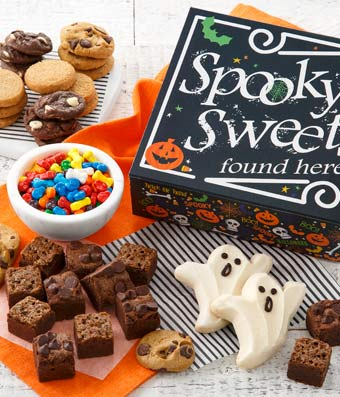 Spooky Cookie Treats