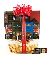 Grand Ghirardelli Basket