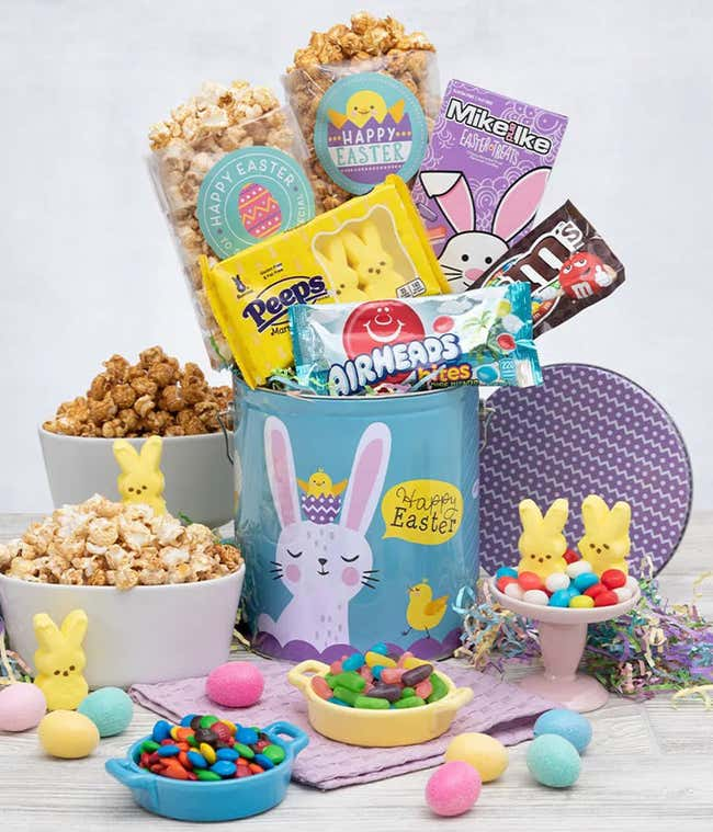 Easter Nibbles Basket