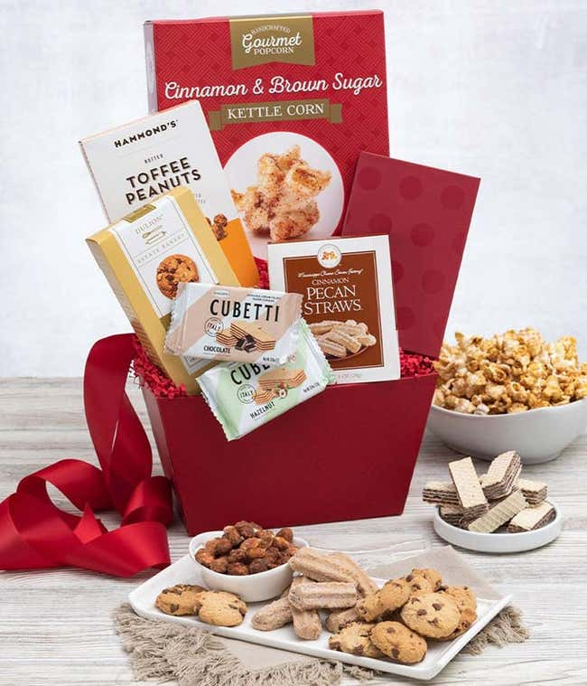 Just For You Goodie Basket