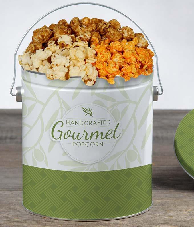 Gourmet Butter Popcorn Tin