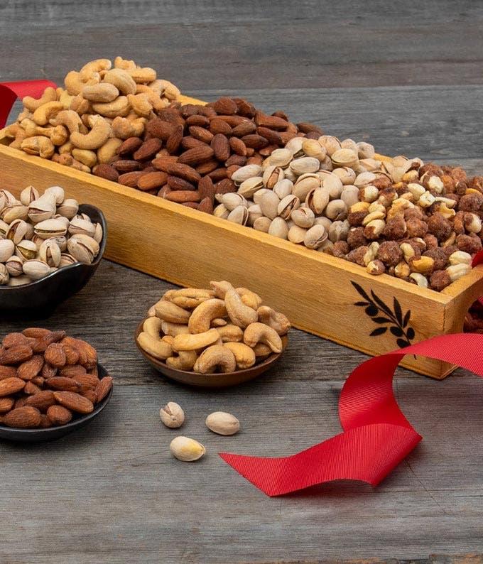 Roasted Salted Nut Tray