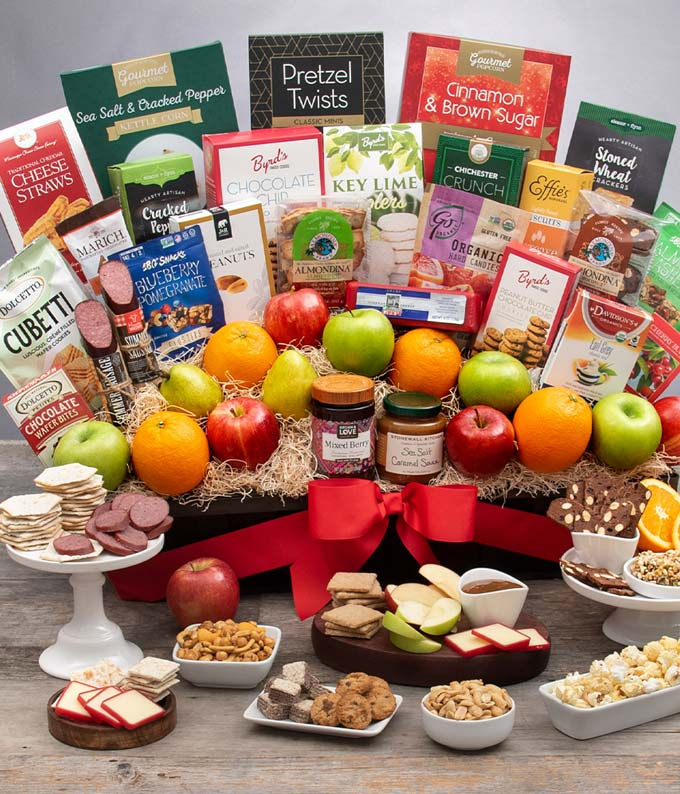 Ultimate Fruit and Gourmet Gift