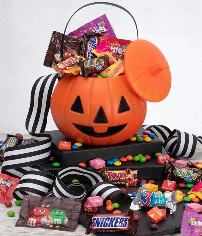 Halloween Treats Pumpkin - Deluxe