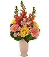 Snapdragon Garden Bouquet