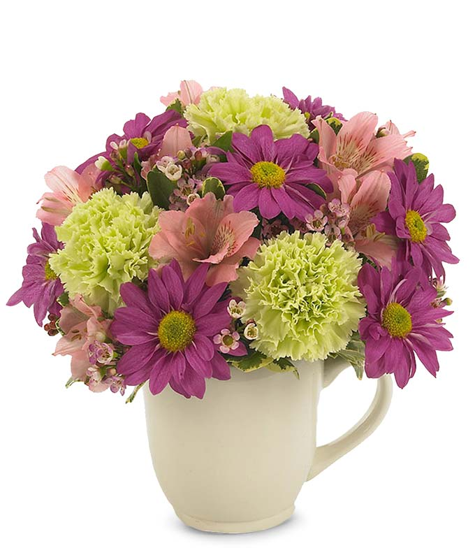 The Rise and Shine Bouquet