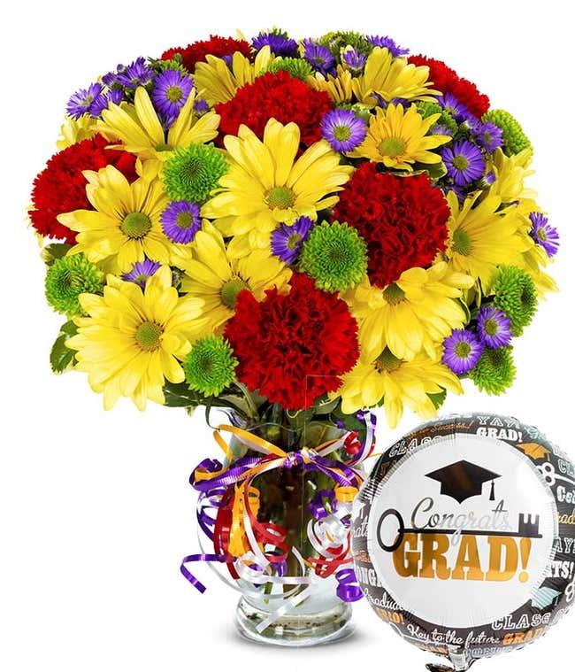 Congrats, Grad! Bouquet