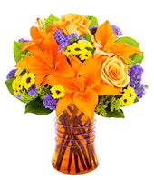 Brilliant and Bright Bouquet