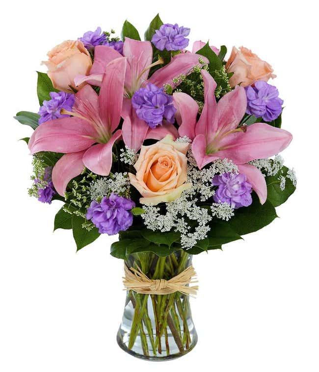Delightful Blooms Bouquet