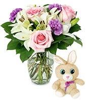 Sweet Pastel Easter Bouquet