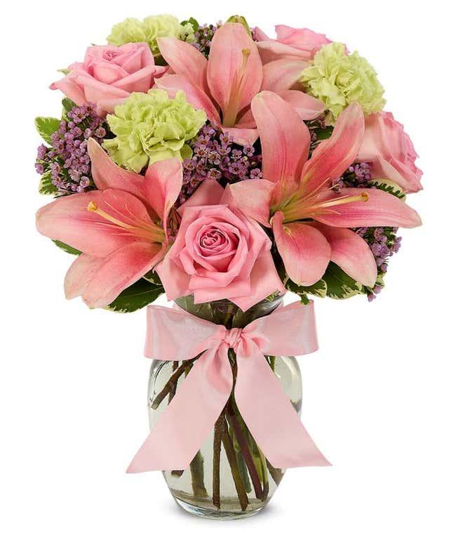 Delightfully Fresh Bouquet