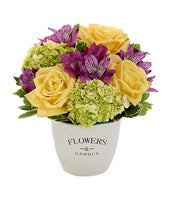 Flowers & Garden Bouquet