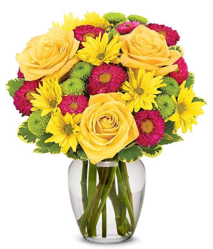 It's a Fine Day Bouquet