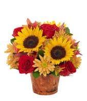 Fall Abundance Bouquet