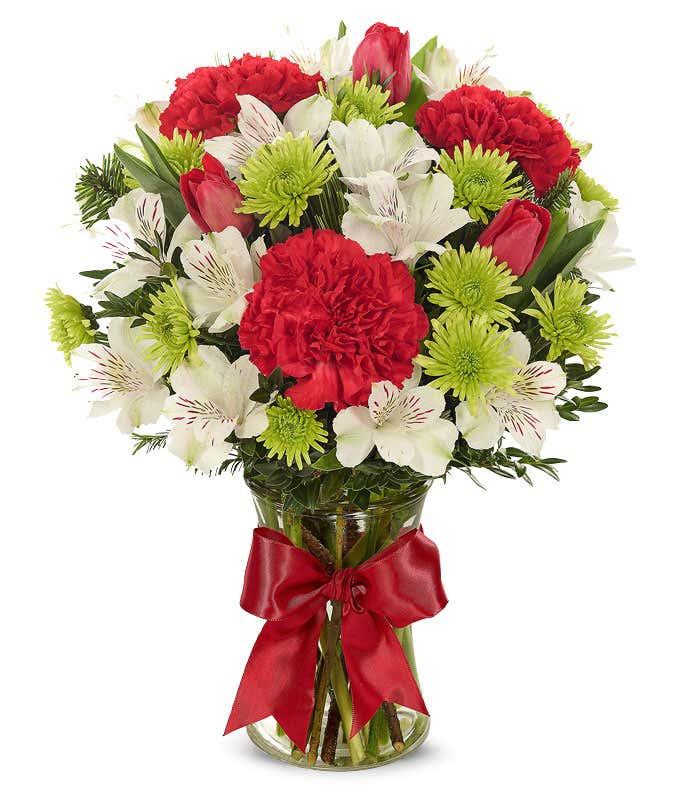 Holiday Joy Bouquet