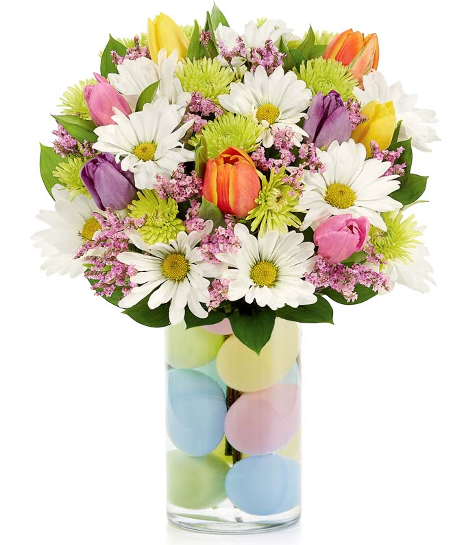 Farm Fresh Easter Egg Bouquet
