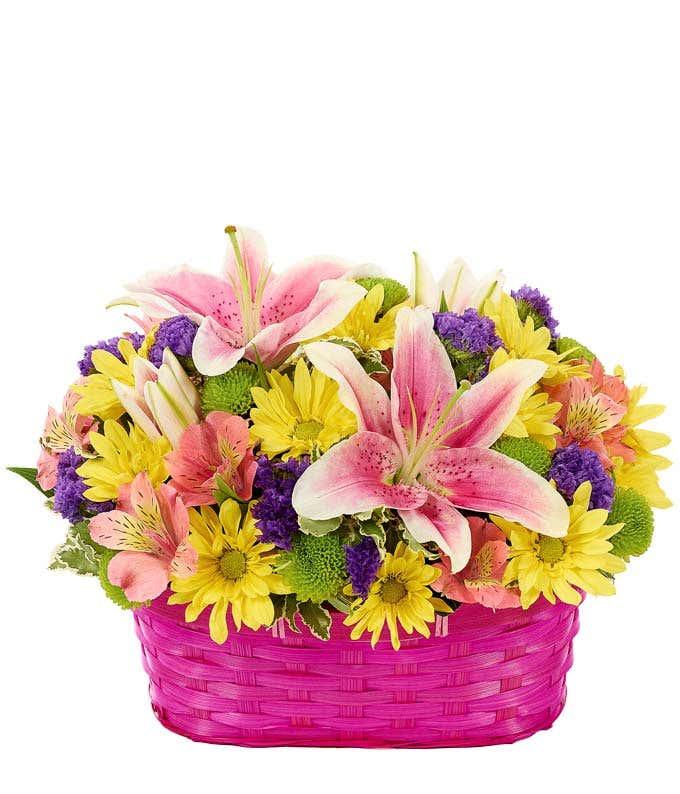 Basket of Easter Joy
