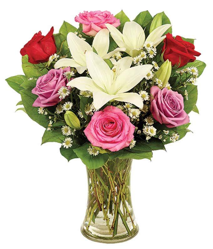 Elegantly in Love Bouquet