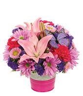 Fresh Pink Bouquet