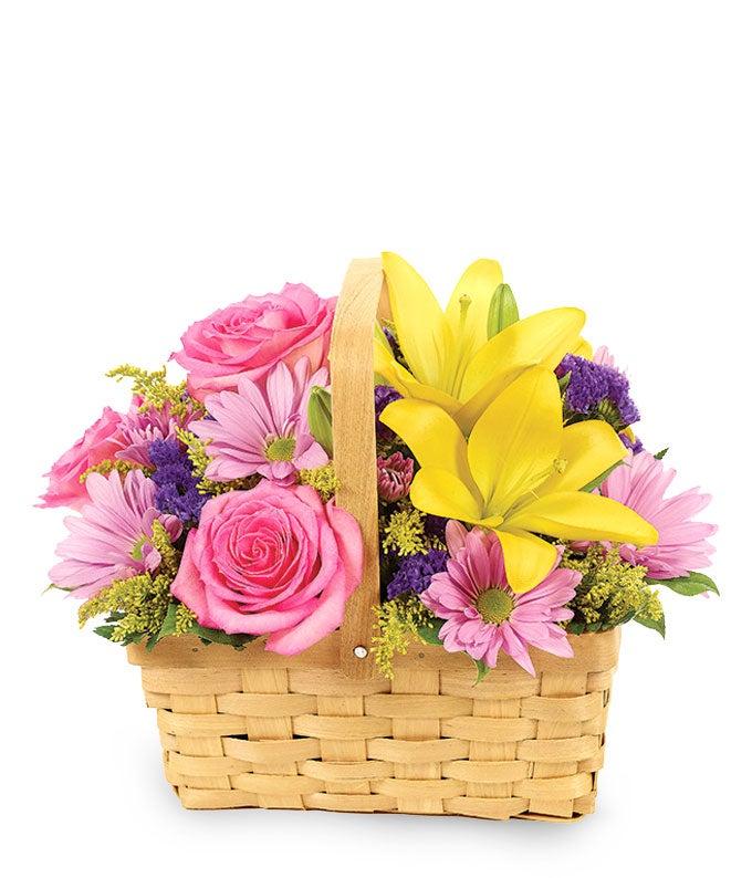 Springtime Delight Basket