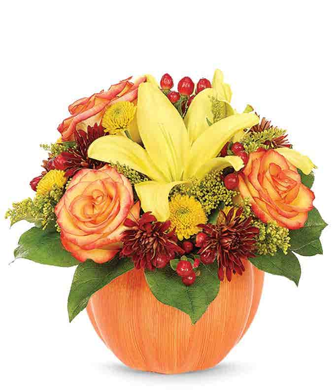 Pumpkin Spice Bouquet