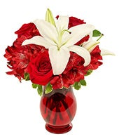 Pop of Lily Bouquet