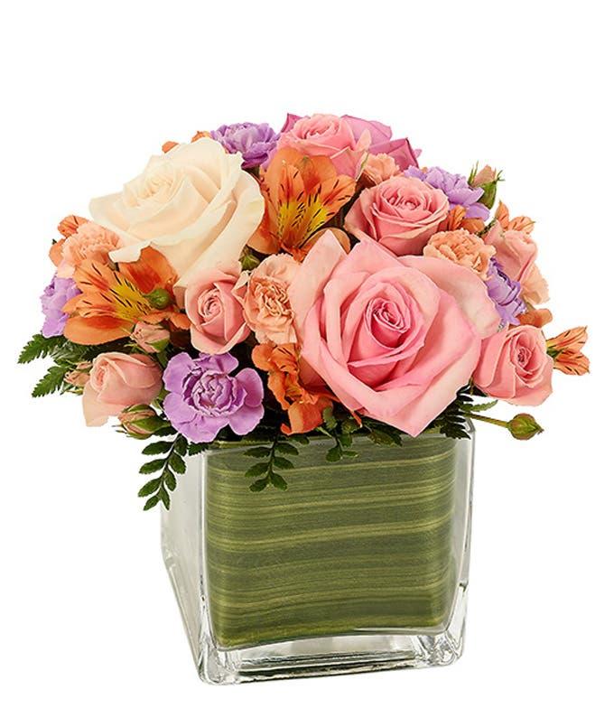 Sorbet Floral Bouquet