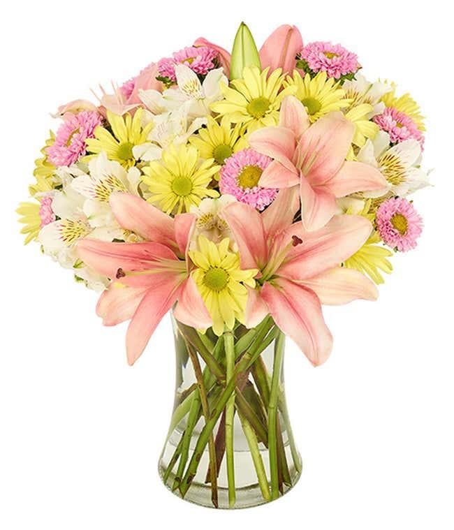 Pink Lemon Bouquet