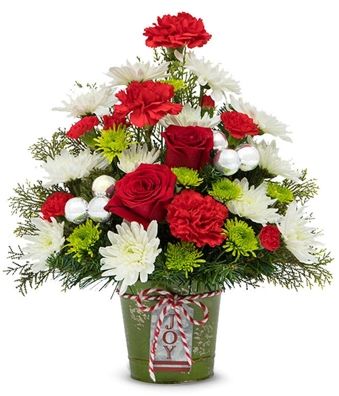 Joyful Holiday Bouquet