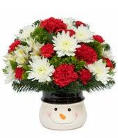 Snowman Delight...