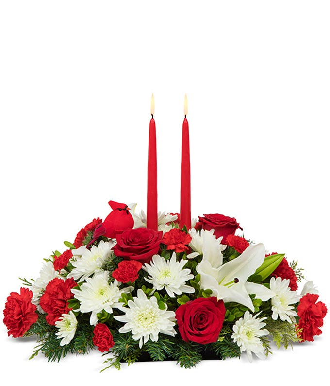 Joyous Wishes Centerpiece