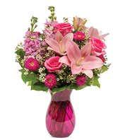 Hot Pink Passion Bouquet