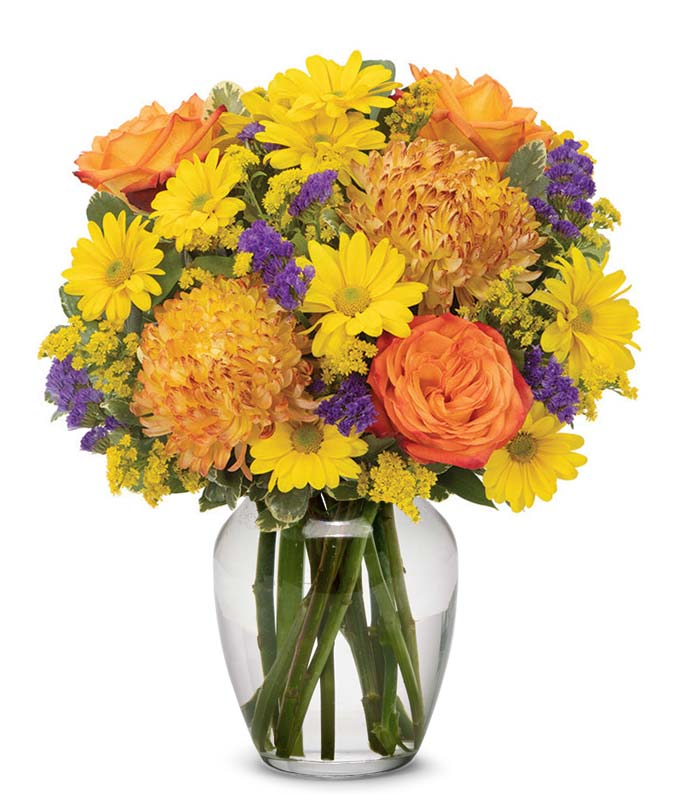 Give Thanks Harvest Bouquet