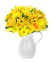 Sunny & Smiling Bouquet