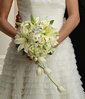 Pearl Passions Bridal Bouquet
