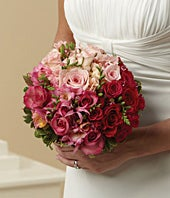 Blushing Beauty Bridal Bouquet