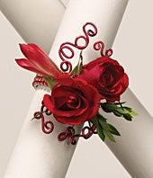 Roses 'n Wires Wrist...