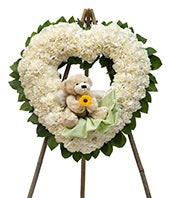 Hearts Open Wreath...