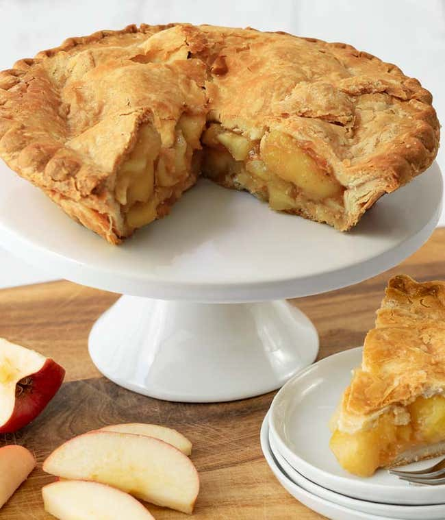 Apple Pie for Delivery