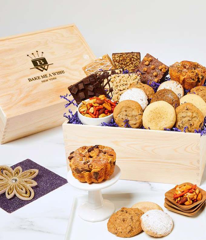 Tantalizing Treats Crate