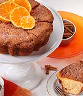 Traditional Austrian Coffee Cake