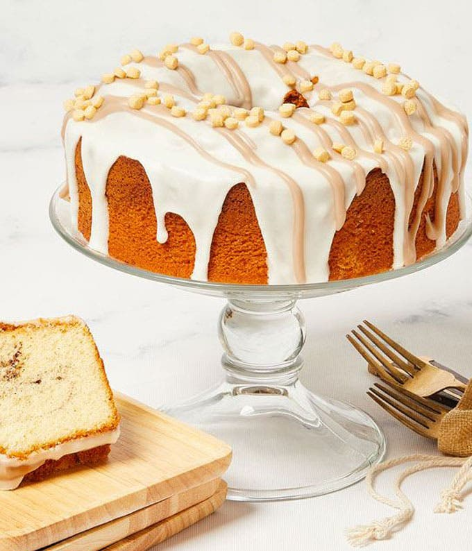Cinnamon Craze Cake